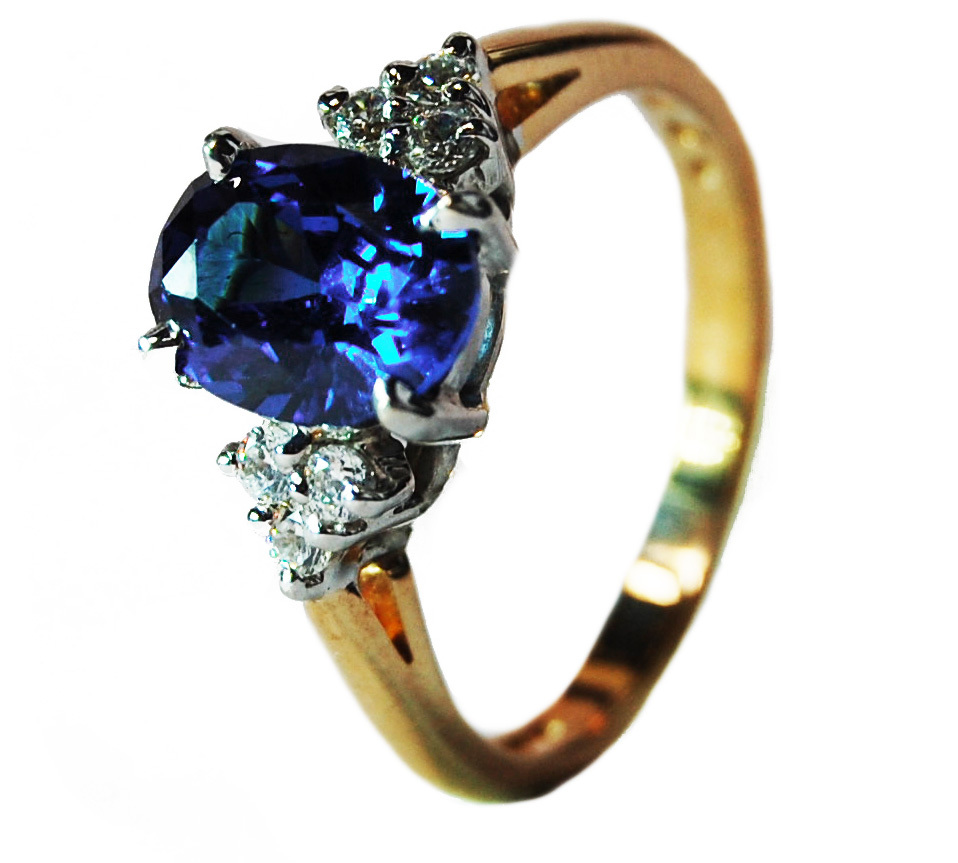 Famous Tanzanite: Jewellery Manufacturers Based In The World
